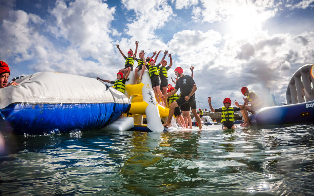 Harbour Splash now taking group bookings for the 2019 season